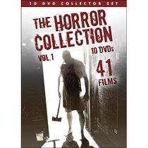 The Horror Collection V.1 10-DVD Set