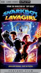 The Adventures of Sharkboy and Lavagirl [UMD for PSP]