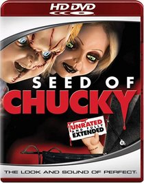 Seed of Chucky Unrated and Fully Extended DVD with Jennifer Tilly