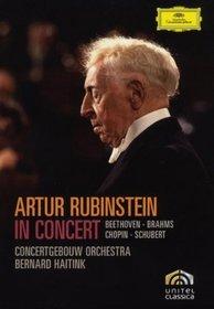 Artur Rubinstein in Concert
