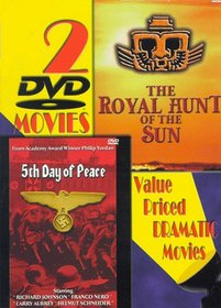 5th Day of Peace & Royal Hunt of the Sun (2pc)