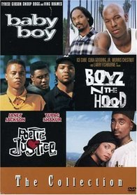 Baby Boy/Boyz N the Hood/Poetic Justice: The Collection