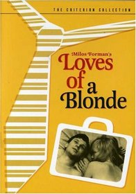 Loves of a Blonde - Criterion Collection