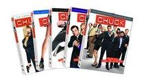 Chuck: Seasons One - Five