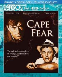 Cape Fear (1962) (Blu-ray + Digital UltraViolet)