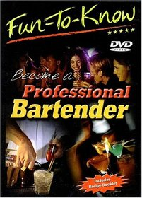 Fun To Know Become a Professional Bartender