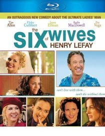 Six Wives of Henry Lefay [Blu-ray]