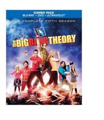 The Big Bang Theory: The Complete Fifth Season [Blu-ray]