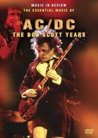 Music in Review: Bon Scott Years