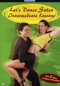 Let's Dance Salsa - Intermediate Lessons DVD