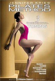 Pilates Method - 3-Dimensional Toning