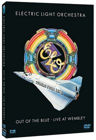 Electric Light Orchestra (ELO) - Out of the Blue: Live at Wembley