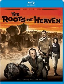 The Roots of Heaven (1958) [Blu-ray]