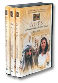 Visual Bible: Book of Acts with Bonus Video The Healing Touch of Jesus
