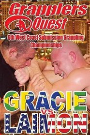 Grapplers Quest - 6th West Coast Submission Grappling and Wrestling Championships (Gracie -vs- Laimon)