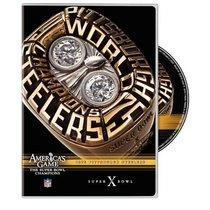 NFL Americas Game: Pittsburgh Steelers Super Bowl X