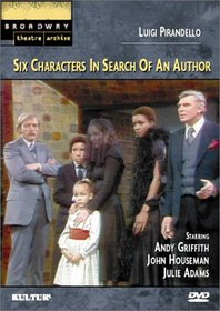 Six Characters in Search of an Author (Broadway Theatre Archive)