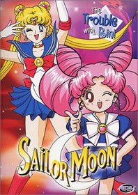 Sailor Moon - The Trouble With Rini (TV Show, Vol. 10)