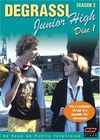 Degrassi Junior High: Season 2, Disc 1