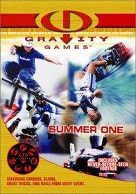 Gravity Games - Summer One (Skateboards, Bikes, Motocross, Music Video)