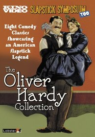 The Oliver Hardy Collection (Slapstick Symposium)