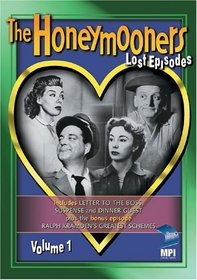 The Honeymooners - The Lost Episodes, Vol. 1