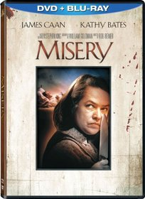 Misery (Two-Disc Blu-ray/DVD Combo in DVD Packaging)