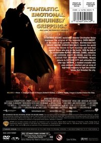 Batman Begins (Full Screen Edition)