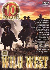 The Wild West 10 Movie Pack