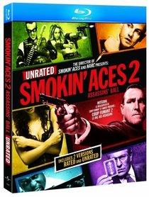Smokin' Aces 2: Assassins' Ball [Blu-ray]