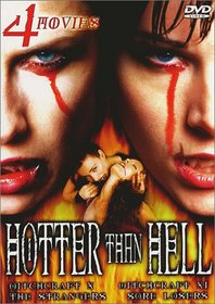 Hotter Than Hell Erotic Horror Movie Set