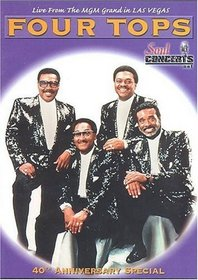 The Four Tops - Live at the MGM Grand