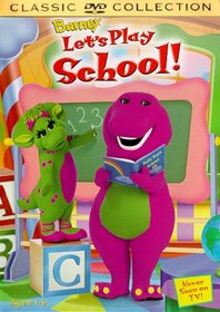 Barney - Let's Play School