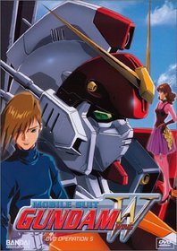 Mobile Suit Gundam Wing - Operation 5