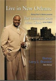 Louisiana State Mass Choir - Live in New Orleans