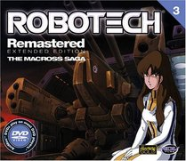 Robotech Remastered, Vol. 3