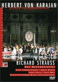 Richard Strauss - Der Rosenkavalier / Tomowa-Sintow, Baltsa, Perry, Moll, Herbert Von Karajan- Wiener Philharmoniker, Salzburg Opera