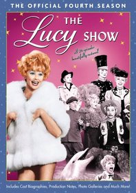 Lucy Show: Official Fourth Season