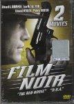 The Stranger / Borderline Film Noir 2 Movies on 1 DVD