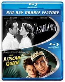 Casablanca / African Queen [Blu-ray]
