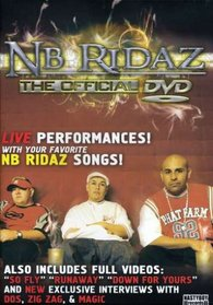 The NB Ridaz: Official DVD