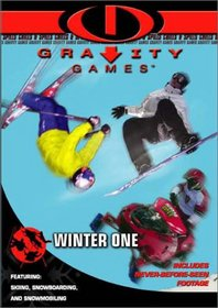 Gravity Games - Winter One (Skiing, Snowboarding, Chills & Spills)