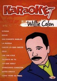 KARAOKE /  WILLIE COLON