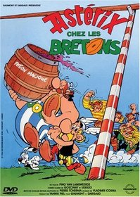 Asterix chez les Bretons (Original French ONLY Version - No English Options)