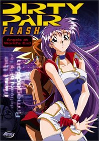 Dirty Pair Flash - Angels at World's End (Vol. 2)