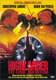 Highlander: Final Dimension (Dir)