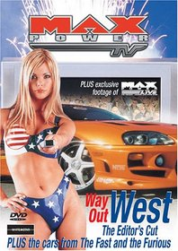 Max Power - Way Out West