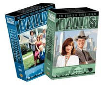 Dallas - The Complete First Three Seasons