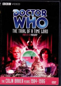 Doctor Who: The Trial of a Time Lord Parts 5-8 Mindwarp