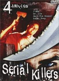 Serial Killers 4 Movie Pack